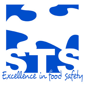 STS logo with tagline